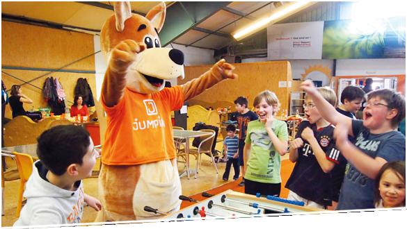 Kindergeburtstag feiern in Freiberg am Neckar